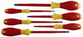 Wiha 32092 - Insulated Slotted & Phillips Screwdriver 6 Pc Set