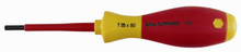 Wiha 32536 - Insulated Torx Screwdriver T15 x 80mm