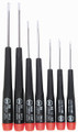 Wiha 26390 - Precision Hex Screwdriver 7 Pc Set .7-3.0mm