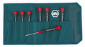 Wiha 26393 - PicoFinish Precision Hex Screwdriver Metric 7 Pc Set