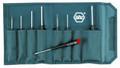 Wiha 26199 - Precision Slotted/Phillips Screwdriver 8 Pc Set