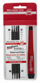 Wiha 62990 - Proturn Interchangeable Precision Slotted/Phillips Screwdriver 5 Pc Set