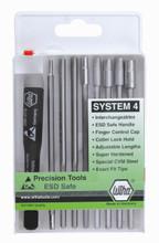 Wiha 26998 - System 4 ESD Safe Metric Nut Drivers 9 Pc Set