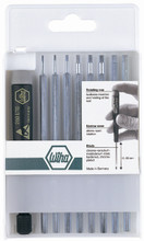 Wiha 26999 - System 4 ESD Safe Hex Metric 9 Pc Set 0.7-4mm