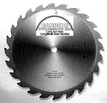 World's Best Heavy Duty Saw Blade by Carbide Processors - World's Best 37225