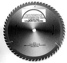 World's Best Plastic and Trim Saw Blade by Carbide Processors - World's Best 37293