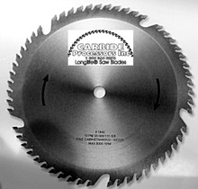 World's Best Plywood Saw Blade by Carbide Processors - World's Best 37323