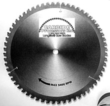 World's Best Radial Arm Saw Blade by Carbide Processors - World's Best 37367