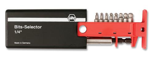 T5-T30 Wiha 79242 10 Piece Torx Bit Selector