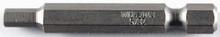 Wiha 74382 - Hex Inch Power Bit 7/64x50mm 2 Bit Pk