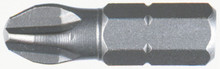 Wiha 71149 - Phillips Insert Bit #0x25mm 2 Bit Pack