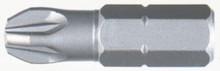 Wiha 71254 - PoziDriv Insert Bit #1, 2, & 3x25mm 3 Bit Pack