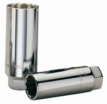Wiha 60264 - 3/8 Drive Spark Plug Socket 5/8''