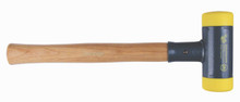 Wiha 80060 - Dead Blow Hammer 72oz w-Hickory Handle