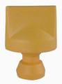 Wiha 34004 - MaxiFlex 1/2 Hose Straight Flat Nozzle 30mm