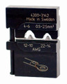 Wiha 43142 - PortaCrimp Die Set For Non-Insulated Terminals, Lugs & Splices 12-10 & 22-14 AWG