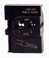 Wiha 43153 - PortaCrimp Wire Ferrules - Insulated & Non-Insulated 6-4 AWG