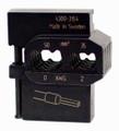 Wiha 43154 - PortaCrimp Wire Ferrules - Insulated & Non-Insulated 2-1/0 AWG