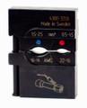 Wiha 43158 - PortaCrimp for Blue/Red heat shrink connectors