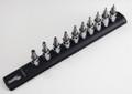 Wiha 70195 - Tamper Resistant Torx Socket 10 Pc Set