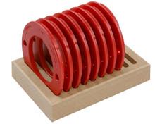 TLRSET-MIL Molded Twist Lock Ring Set