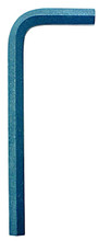 Bondhus 12393 - Set of 12 Hex Keys - Short (.71-10mm) Metal Box