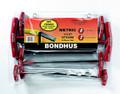 Bondhus 13187 - Set of 8 Ball End Hex & Hex T-Handles 2-10mm