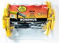 Bondhus 13338 - Set of 10 Graduated Length Hex T-Handles 3/32-3/8