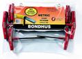 Bondhus 13387 - Set of 8 Graduated Length Hex T-Handles 2-10mm