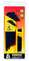 Bondhus 14189 - Bonus Pack - Ball End Hex L-key Set 10937 & GorillaGrip Fold-up Hex Set 12589