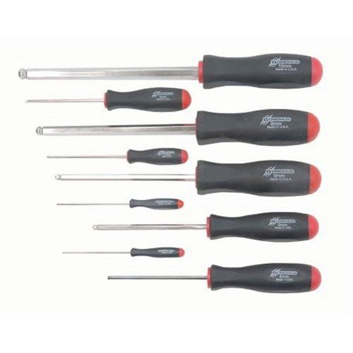Bondhus 10699 9pc Set Balldriver Screwdrivers 1.5-10mm