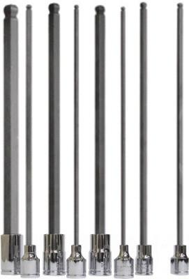 6 Long Ball End ProHold Socket Bits /& Sockets Bondhus PHBX7//S-6 1//8 to 3//8