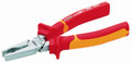 "Felo 50861 - Comfort Grip Insulated Combination Pliers 7"" long"