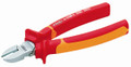 "Felo 50863 - Comfort Grip Insulated Diagonal Nipper/Cutter 6-5/16"" long"