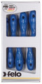Felo 28003 - Torx 7 Piece Screwdriver Set