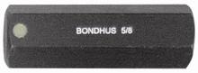 """Bondhus 33218 - 5/8"""" Hex bit x 2"""""""