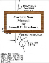Carbide Saw Manual