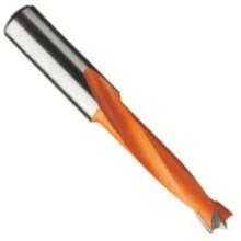 Vortex Carbide Tipped Brad Point Drill - Vortex DDB11070RB