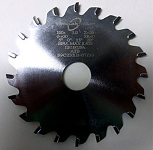 Popular Tools Edge Banding Saw Blade - Popular Tools EB1252040R