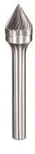 ATA 60 deg Cone Shape Bur, Single Cut