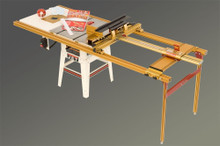 Incra TS Combo #3 - 52in Range TS-LS Joinery System with 28 x 21 LEFT Side Router Table