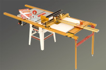 Incra TS Combo #4 - 52in Range TS-LS Joinery System with 28 x 32 RIGHT Side Router Table