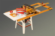 Incra TS Combo #1 - 32in Range TS-LS Joinery System with 28 x 21 LEFT Side Router Table