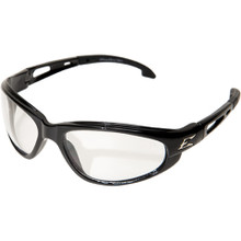 Edge Eyewear Dakura Safety Glasses With Clear Lens