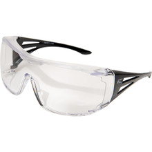 Edge Eyewear Ossa Safety Glasses - Clear Lens