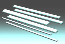 Solid Carbide Standard Tool Blanks (STB Strips) by Carbide Processors - STB410