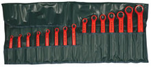 Wiha Insulated Box End Deep Offset Wrench Set - Wiha 21093