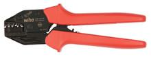 Wiha 43624 Ergonomic Crimping Tool for 22-10 AWG Push-On Terminals