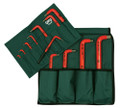 Wiha 13694 Insulated Inch Hex L-Key 12 Pc Set