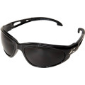 Edge Eyewear Dakura Safety Glasses with Smoke Lens